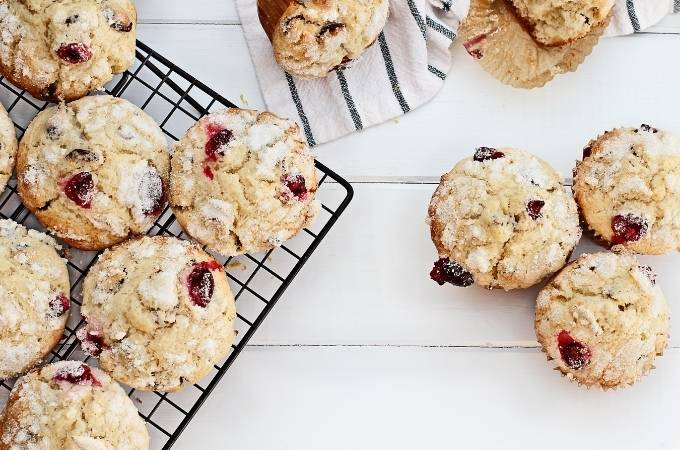 5 gluten-free muffins to go