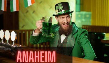 Best Irish Pubs in Anaheim