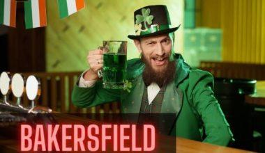 Best Irish Pubs in Bakersfield