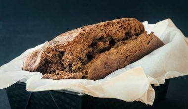 Breakfast buckwheat bread