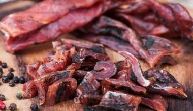 Can Beef Jerky Be Frozen