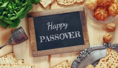 Ideas for Passover