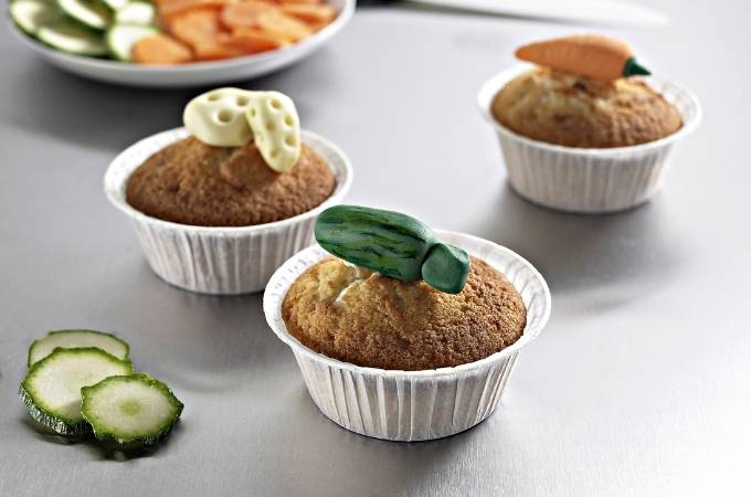 "My ""Fruit salad"" muffins"