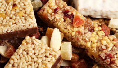 No eggs, no problem with these nut bars