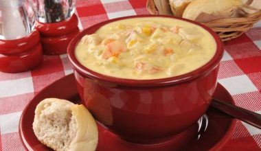 Soup of the week - No-chicken chowder