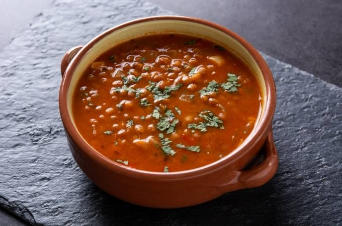 Soup of the week - Red lentil soup